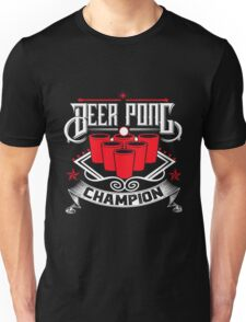 Beer - Champion Unisex T-Shirt