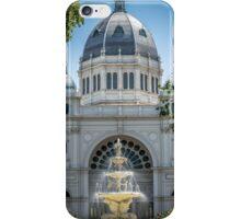 Royal Exhibition Building, Melbourne iPhone Case/Skin