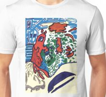 RED PuZZLE Unisex T-Shirt