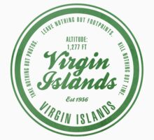 Virgin Islands National Park, Virgin Islands Kids Clothes