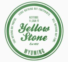 Yellow Stone National Park, Wyoming by CarbonClothing