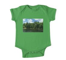 Northern Shores - Georgian Bay Canadian Landscapes One Piece - Short Sleeve
