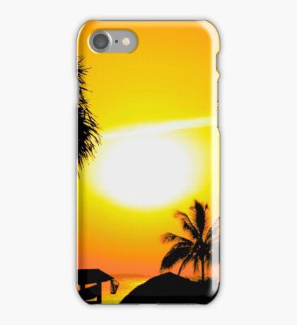 Jamaica Sunset iPhone Case/Skin