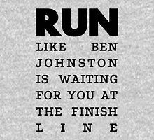 RUN - Ben Johnston Unisex T-Shirt