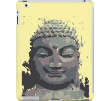 Cool Grey Buddha/Buddhist iPad Case/Skin