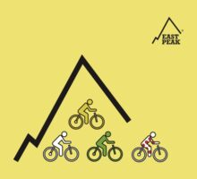 Tour de France, Grand Depart 2014 Souvenir T-Shirt (Unofficial) by springwoodbooks
