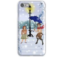 The Lion, The Witch & the Wardrobe iPhone Case/Skin