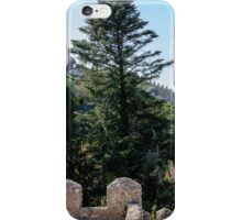 Castle of the Moors in Sintra, Portugal iPhone Case/Skin