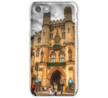 The Sanctuary .. London iPhone Case/Skin