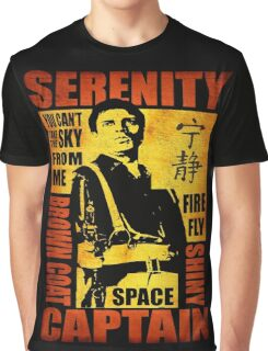 Serenity (coloured version) Graphic T-Shirt