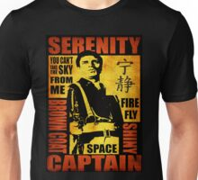 Serenity (coloured version) Unisex T-Shirt
