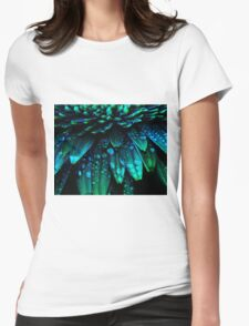 Midnight Blue Womens Fitted T-Shirt