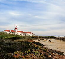 Cabo Sardao lighthouse, Alentejo, Portugal by Stanciuc