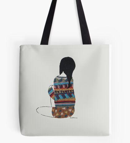 Sweater Tote Bag