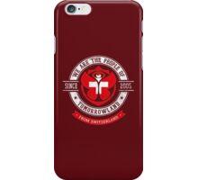 People of Tomorrowland Flags logo Badge -  Switzerland - Suisse - Schweiz - svizzera iPhone Case/Skin