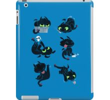 I'm a dragon person iPad Case/Skin