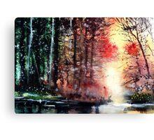 Daybreak 2 Canvas Print