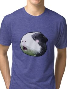 cute guinea pig Tri-blend T-Shirt