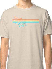 rainbow leaves Classic T-Shirt