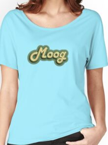 Vintage Moog Synth Women's Relaxed Fit T-Shirt