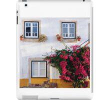 Traditional Portuguese architecture iPad Case/Skin