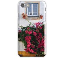 Traditional Portuguese architecture iPhone Case/Skin