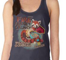 Fire Ferret Crunch Women's Tank Top