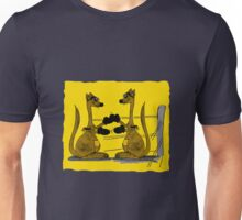 Kangaroo Boxkampf Unisex T-Shirt