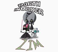 Darth InVader ZIM! by studiojfa