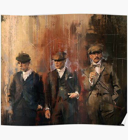 Shelby Brothers Poster