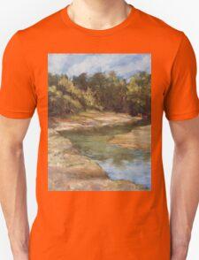 Lake Cathie - plein air Unisex T-Shirt