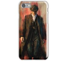 Red right hand iPhone Case/Skin