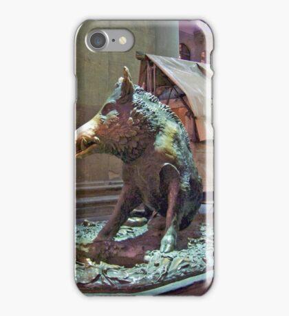 Il Porcellino iPhone Case/Skin