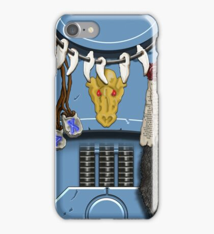Wolf Armour iPhone Case/Skin