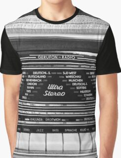Ultra Stereo Graphic T-Shirt