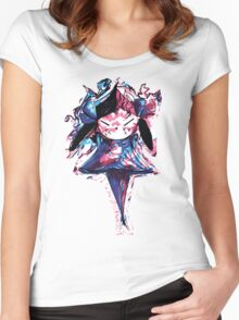 Vector Gremlin Women's Fitted Scoop T-Shirt