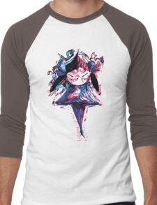 Vector Gremlin Men's Baseball ¾ T-Shirt