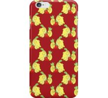 Fruit Turtle Pattern iPhone Case/Skin