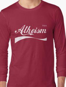 Enjoy Atheism Long Sleeve T-Shirt