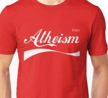Enjoy Atheism Unisex T-Shirt
