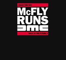McFly Runs DMC - Back This Way, Walk to the Future Hoodie