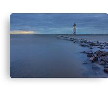 New Brighton Lighthouse Canvas Print