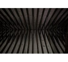 Duxford Chapel Ceiling Photographic Print
