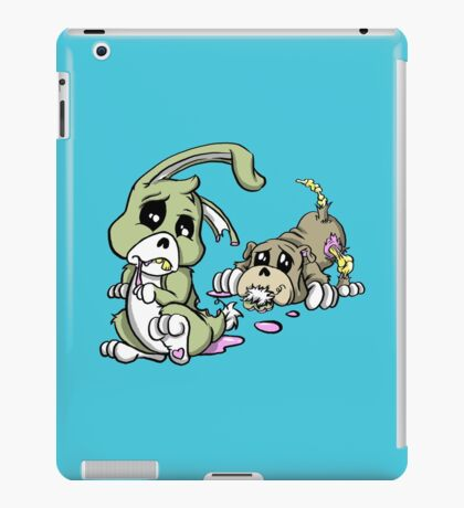 Cute Dead Things Vol2 iPad Case/Skin