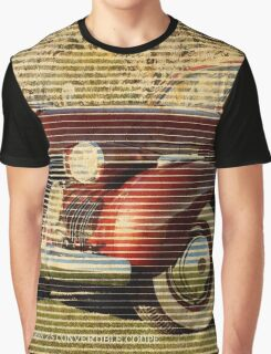 1940 CADILLAC SERIES 75 Graphic T-Shirt