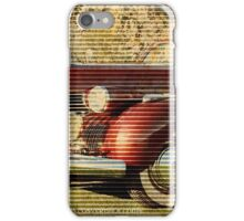 1940 CADILLAC SERIES 75 iPhone Case/Skin