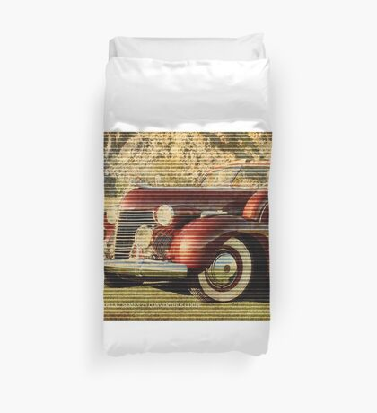 1940 CADILLAC SERIES 75 Duvet Cover