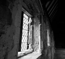 Duxford Chapel Window by Matt Keil