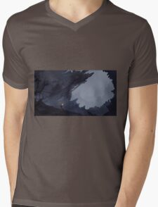The Cry For Amity Mens V-Neck T-Shirt