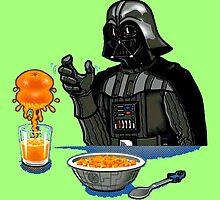Darth Vader  by Mellark90